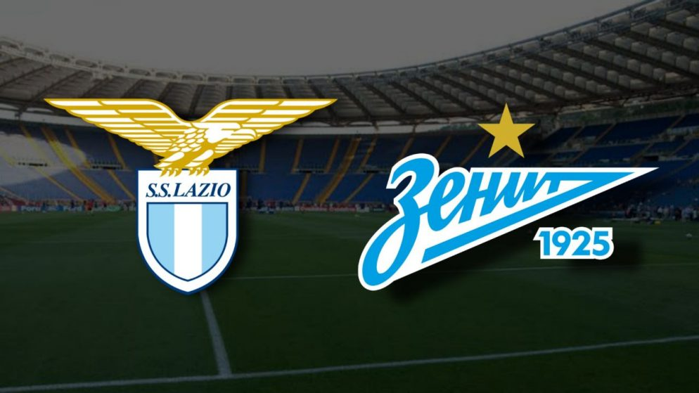 Apostas Lazio x Zenit Liga dos Campeões 24/11/2020