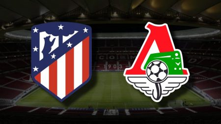 Apostas Atlético de Madrid x Lokomotiv Moscou Liga dos Campeões 25/11/2020