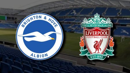 Apostas Brighton x Liverpool Premier League 28/11/2020