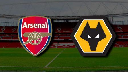 Apostas Arsenal x Wolverhampton Premier League 29/11/2020