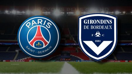Apostas PSG x Bordeaux Campeonato Francês 28/11/2020
