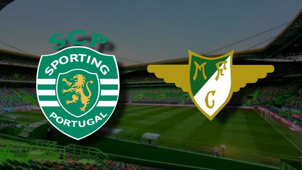 Apostas Sporting x Moreirense Campeonato Português 28/11/2020
