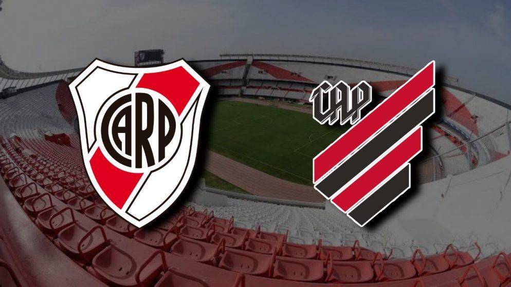 Apostas River Plate x Athletico Paranaense Libertadores da América 01/12/2020