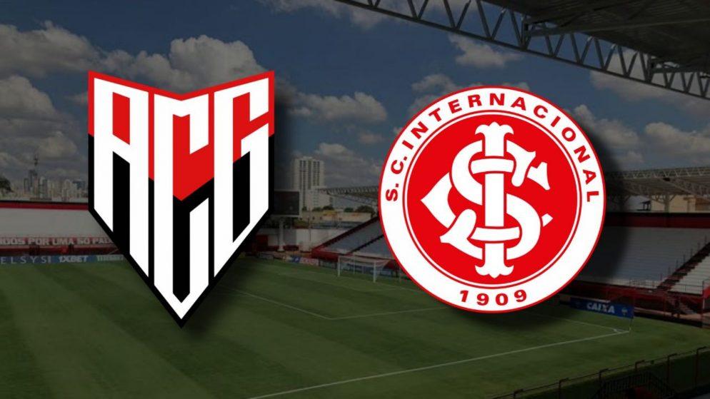 Apostas Atlético Goianiense x Internacional Brasileiro 28/11/2020