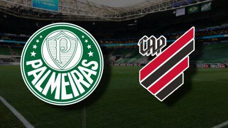 Apostas Palmeiras x Athletico Paranaense 28/11/2020