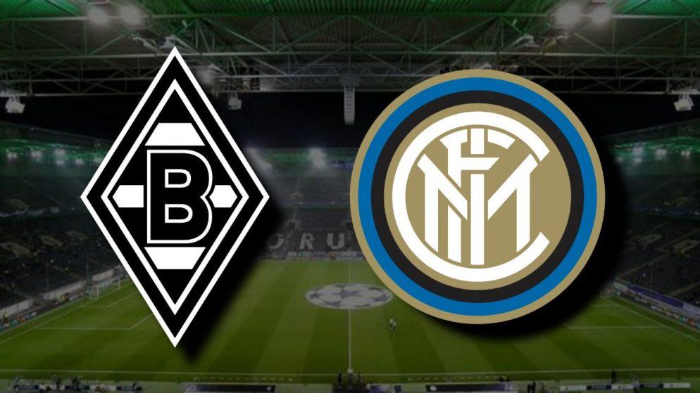 Apostas Borussia M'gladbach x Inter de Milão Liga dos Campeões 01/12/2020