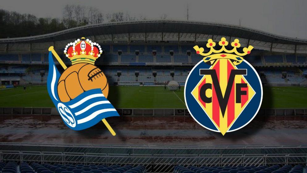 Apostas Real Sociedad x Villarreal La Liga 29/11/2020