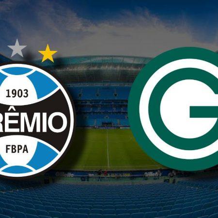 Apostas Grêmio x Goiás Brasileirão 30/11/2020