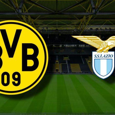Apostas Borussia Dortmund x Lazio Liga dos Campeões 02/12/2020