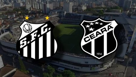 Apostas Santos x Ceará Brasileirão 27/12/2020