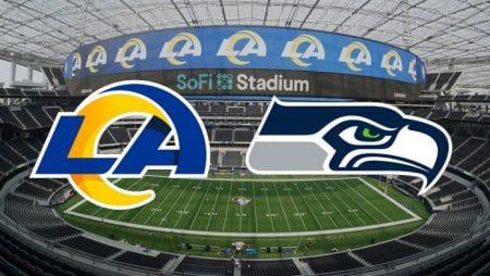 Apostas Rams x Seahawks NFL 15/11/2020