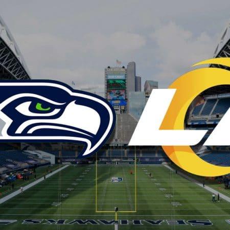 Apostas Seahawks x Rams NFL 09/01/2021