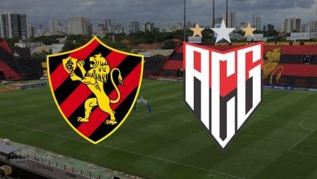 Apostas Sport x Atlético/GO Brasileirão 23/11/2020