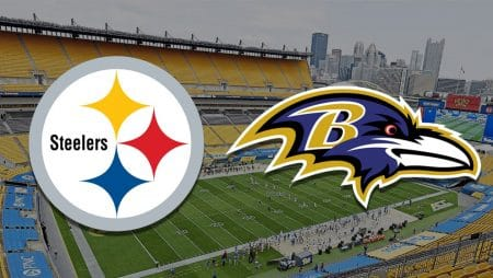 Apostas Steelers x Ravens NFL 29/11/2020