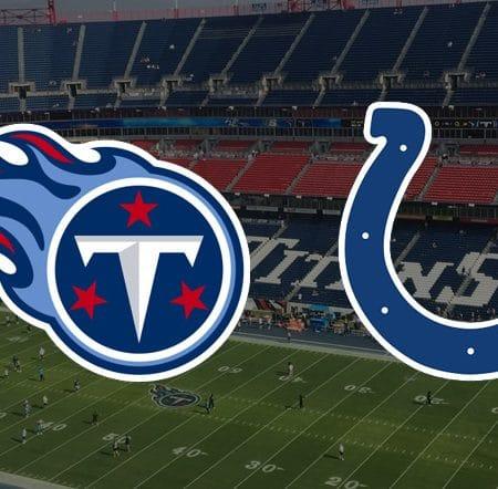 Apostas Titans x Colts NFL 12/11/2020