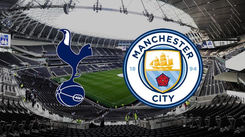 Apostas Tottenham x Manchester City Premier League 21/11/20