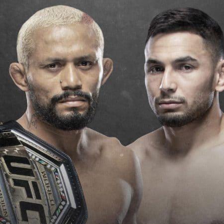 Apostas UFC 255 Deiveson Figueiredo x Alex Perez 21/11/2020