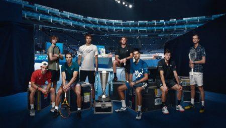 Apostas Stefanos Tsitsipas x Andrey Rublev ATP Finals 17/11/2020