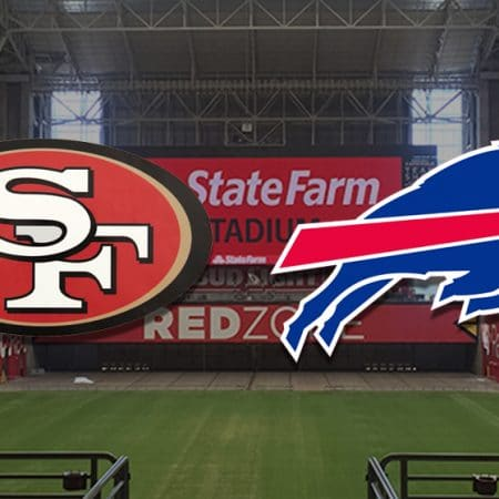 Apostas 49ers x Bills NFL 07/12/2020