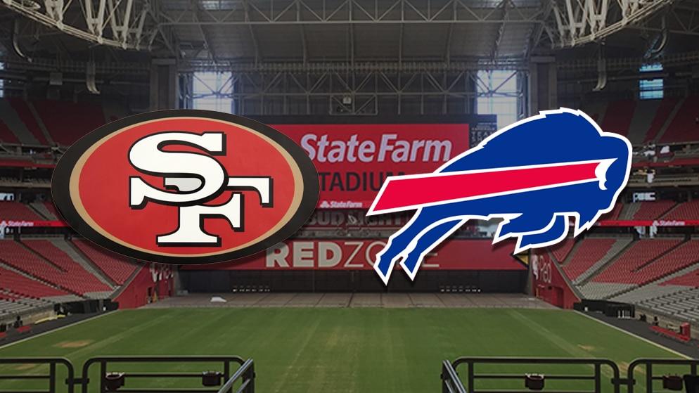 Apostas 49ers x Bills NFL 07/12/2020
