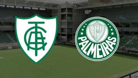 Apostas América Mineiro x Palmeiras Copa do Brasil 30/12/2020