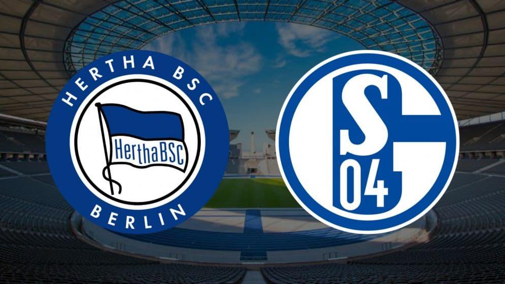 Apostas Hertha Berlin x Schalke 04 Bundesliga 02/01/2021