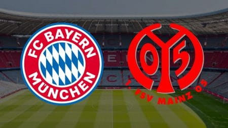 Apostas Bayern de Munique x Mainz Bundesliga 03/01/2021