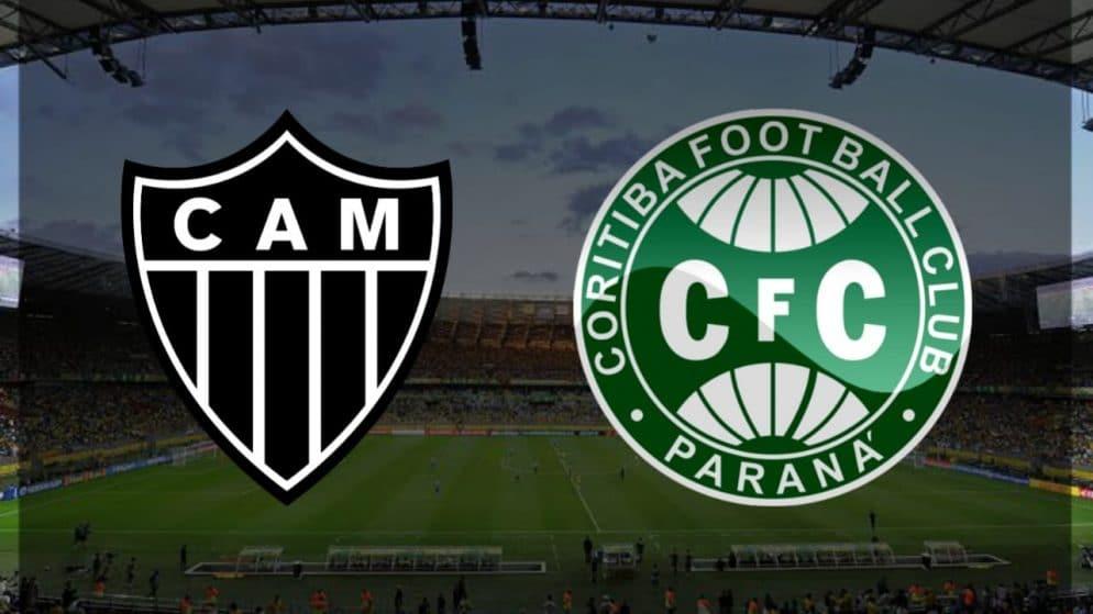 Apostas Atlético Mineiro x Coritiba Brasileirão 26/12/2020