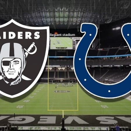 Apostas Raiders x Colts NFL 13/12/2020