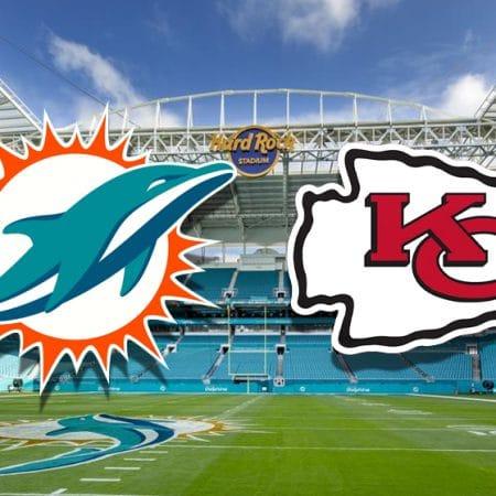 Apostas Dolphins x Chiefs NFL 13/12/2020