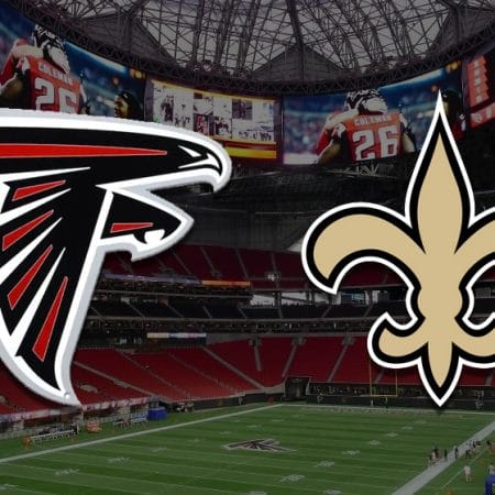 Apostas Falcons x Saints NFL 06/12/2020
