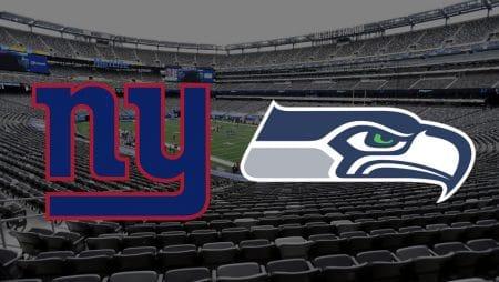 Apostas Giants x Seahawks NFL 06/12/2020