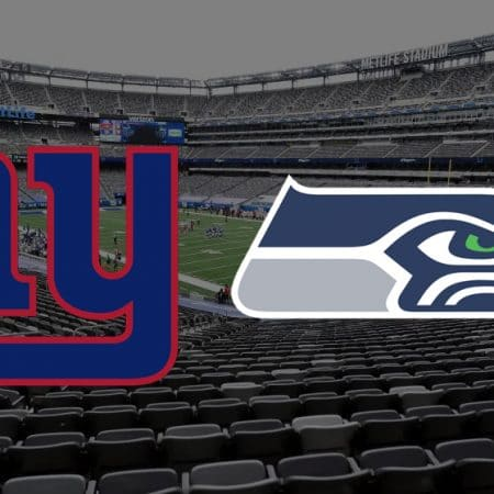 Apostas Giants x Seahawks NFL 06/12/2020