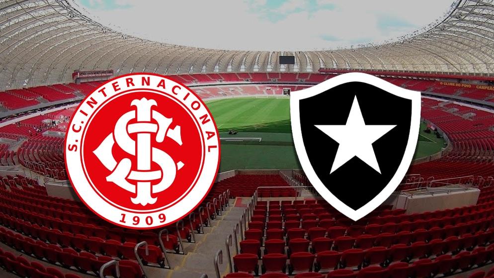 Apostas Internacional x Botafogo Brasileirão 12/12/2020