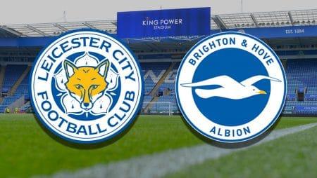 Apostas Leicester x Brighton Premier League 13/12/2020