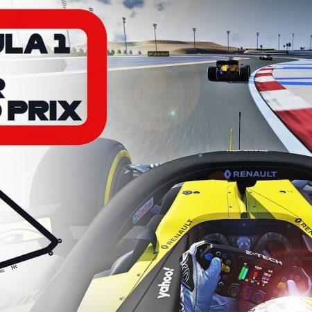 Apostas GP de Sakhir Fórmula 1 06/12/2020