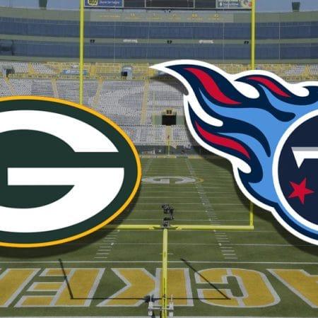 Apostas Packers x Titans NFL 27/12/2020