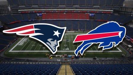 Apostas Patriots x Bills NFL 28/12/2020