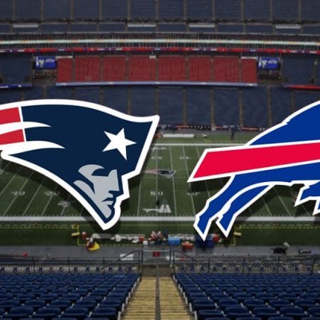 Apostas Patriots x Bills NFL 28/12/2020