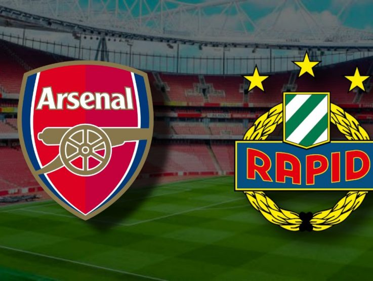 Apostas Arsenal x Rapid Viena Liga Europa 03/12/2020