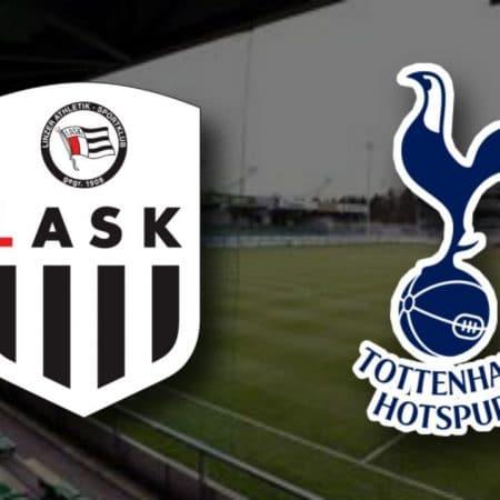 Apostas LASK x Tottenham Liga Europa 03/12/2020
