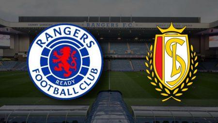 Apostas Rangers x Standard Liège Liga Europa 03/12/2020