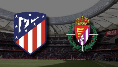 Apostas Atlético de Madrid x Real Valladolid La Liga 05/12/2020