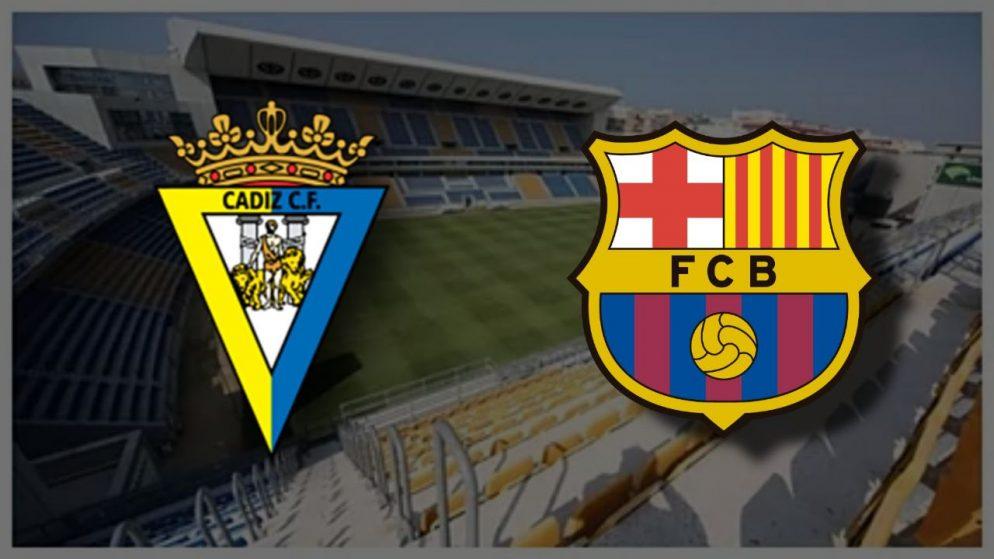 Apostas Cádiz x Barcelona La Liga 05/12/2020