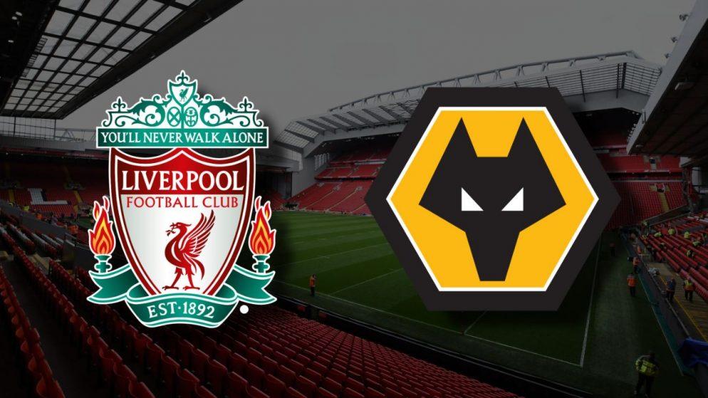 Apostas Liverpool x Wolverhampton Premier League 06/12/2020