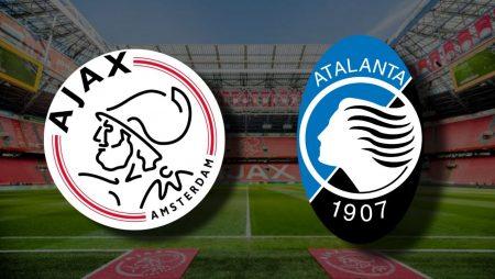 Apostas Ajax x Atalanta Liga dos Campeões 09/12/2020