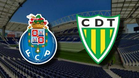 Apostas FC Porto x Tondela Campeonato Português 05/12/2020