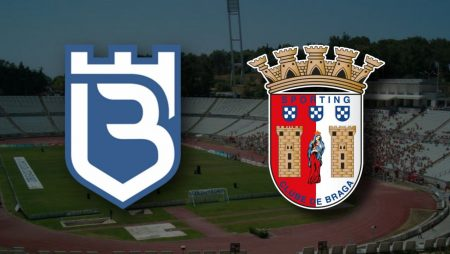 Apostas Belenenses x Braga Campeonato Português 06/12/2020