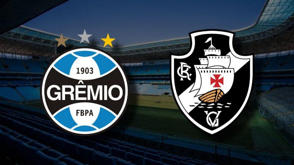 Apostas Grêmio x Vasco Brasileirão 06/12/2020