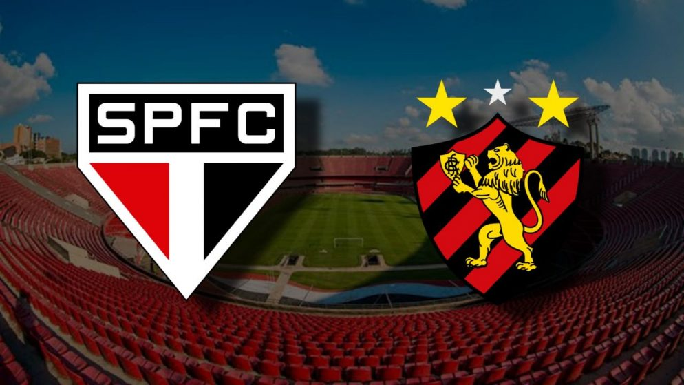 Apostas São Paulo x Sport Brasileirão 06/12/2020
